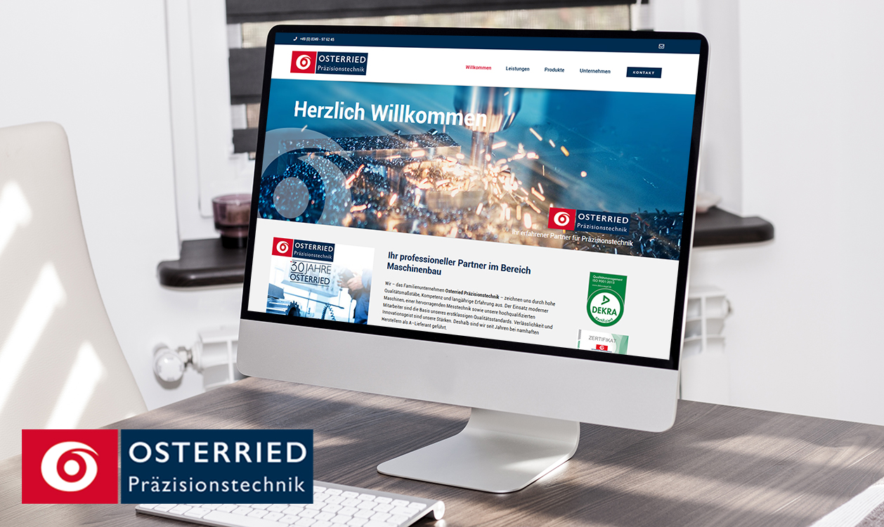 osterried - neue homepage